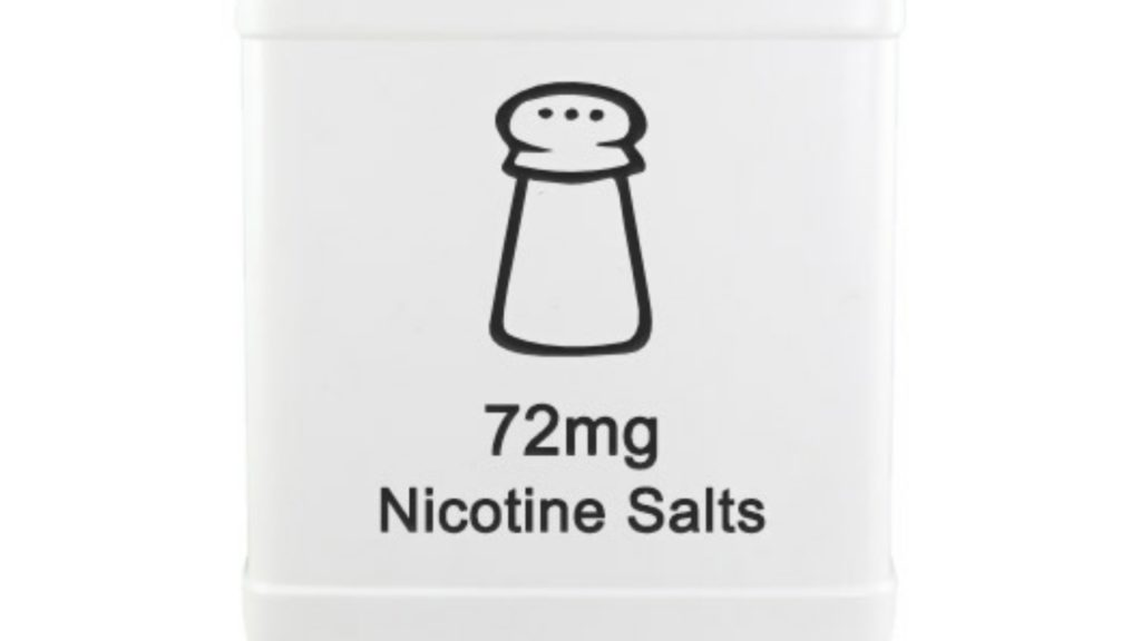 Pick Vape Liquid Nic Salts